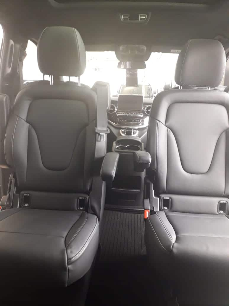 Такси Минивэн Мерседес ВИП от Минивэн Сити