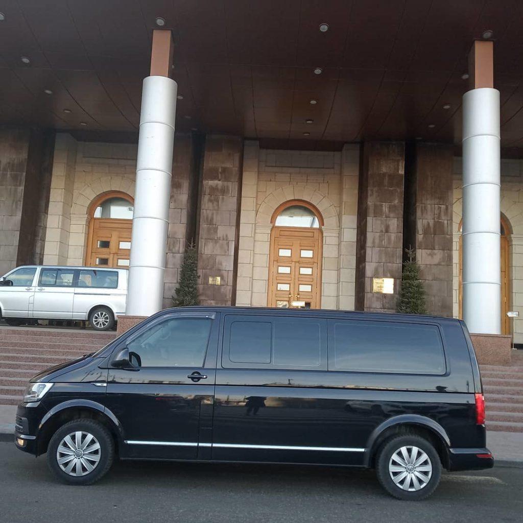 Такси Минивэн в гостиницу SPA отель