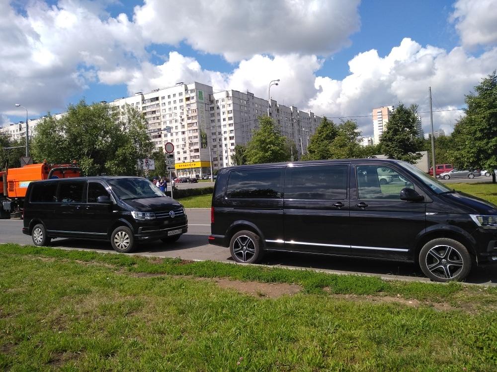 Такси минивэн для лиц с ограниченными возможностями